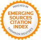 Emerging Sources Citation Index - Web of Science