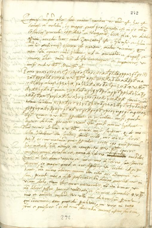 <strong>Appendix </strong>5 - Mihovil's letter from 27 December 1558 (Széchenyi 242r)